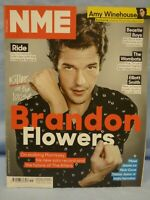New Music Express NME Magazine 9th May 2015 Brandon Flowers Beastie Boys