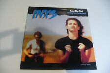 """INXS MAXI 45T KISS THE DIRT/ SIX KNOTS/ THE ONE THING/ SPY OF LOVE. 12"""""""