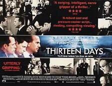 Thirteen Days Original Filmposter