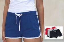 Shorts, bermuda e salopette da donna grigia