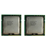 Lot of 2 Intel Xeon CPU E5504 SLBF9 2.00GHz / 4M / 4.80 Quad-Core Processor