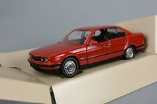 R&L Diecast: Schabak BMW M5 Saloon Red Boxed