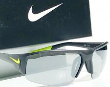 23faf3bce5b NEW  NIKE SKYLON ACE XV Matte Black w Grey FLASH lens Sunglass EVO857 007