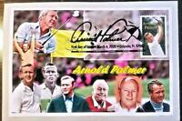 Arnold Palmer FDC Orlando March 4th 4x6 Glossy Photo on Cardstock Available NOW!