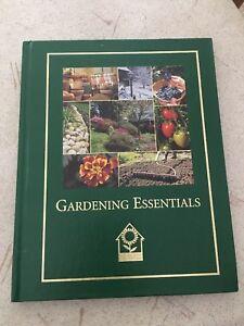 Gardening Essentials by Barbara Pleasant (1999, Hardcover)