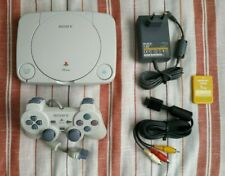 PSONE PS ONE PS1 PlayStation 1 Slim PAL Europe - Complete Console - ALL ORIGINAL