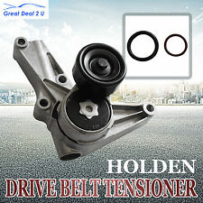 For HOLDEN COMMODORE V6 ENGINE DRIVE BELT TENSIONER VS VT VX VY SEDAN WAGON 3.8L