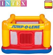 Saltador Castillo Hinchable Parque Juego Infantil Inflable INTEX, Jump-O-Lene