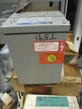 Square D .50 KVA 1 Phase 120/240x16/32 Volt Encapsulated Transformer- T591- NEW
