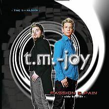 Passion and Pain von T.M.-Joy   CD   Zustand gut