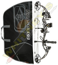 """Fred Bear Cruzer G2 Bow One Nation Midnight LH Package 5-70# 12-30"""" With Case"""