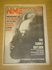 NME 1982 AUG 28 KING SUNNY ADE GENESIS BRIT ECKLAND