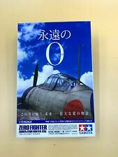 Tamiya Japanese Zero Fighter Original Box Untouched with Bagged Pieces 25199 |
