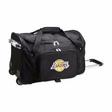 Mojo L401 Los Angeles Lakers 21' Wheeled Duffle