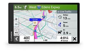 Garmin DriveSmart 76 7-inch Car GPS Navigator with Bright High-Res Maps