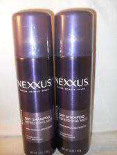 Nexxus Keraphix Damage Healing Dry Shampoo Refreshing Mist 5oz (2pk) fresh & new