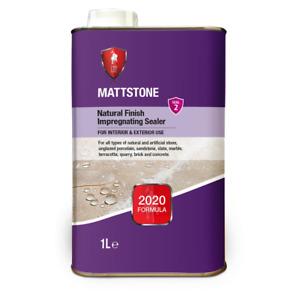 LTP Mattstone Natural Stone Sealer Stainstop Granite Travertine Marble Sealer