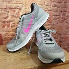 Nike Womens Dual Fusion X2 Running Trainers 819318 007 Sneakers Shoes Gray Pink