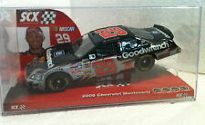 qq 62190 SCX IMPORT DODGE CHARGER NASCAR 06 No 29 KEVIN HARVICK SCALEXTRIC SPAIN