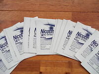 NICORETTE / NIQUITIN / NICOTINELL etc. X 7 Patches (Choose Strength) OUT OF DATE