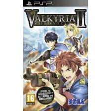 Valkiria Chronicles 2 Sony PSP Español precintado