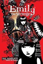 The Complete Emily the Strange: All Things Strange Reger, Rob, Gruner, Jessica