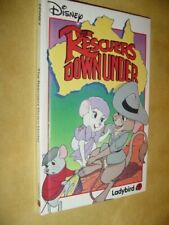 The Rescuers Down Under (Disney Book of the Film) By Walt Disney