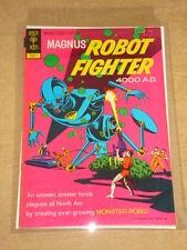 MAGNUS ROBOT FIGHTER #31 FN (6.0) GOLD KEY COMICS APRIL 1972 (A)