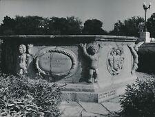 CORFOU c. 1960 - Margelle de Puits Esplanade Grèce - NV 1962