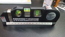 3in1 Laser Level Aligner Line Measure Tape Ruler Spirit Lazer Pro 3 MEASURING