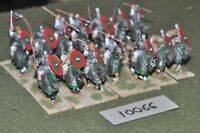 25mm roman era / roman - late cavalry 14 - cav (10066)