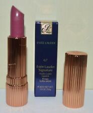 ESTEE LAUDER Plum Amethyst #SIG 67 Signature Hydra Lustre Lipstick ~ RARE ~ BNIB
