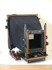 Chamonix 810WWA-c  8x10  Field Camera