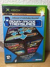 MIDWAY ARCADE TREASURES 3 PARA LA PRIMERA XBOX