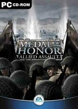 medal of honor allied assault & spearhead expansion pack  new&sealed