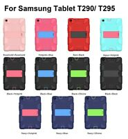 """For Samsung Galaxy Tab A 8"""" SM-T290 T295 Shockproof KickStand Rugged Tablet Case"""