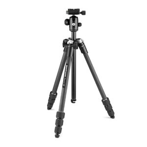 Manfrotto Element MII Mobile Bluetooth 4-Section Carbon Fiber Tripod Kit