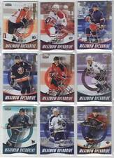PATRIK ELIAS NEW JERSEY DEVILS 2002-03 PACIFIC EXCLUSIVE MAXIMUM OVERDRIVE #12