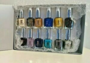 Superb 12 Bottle - A England Designer Nail gift set - The Mythical's Collection
