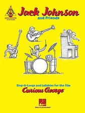 Jack Johnson - Sing-A-Longs and Lullabies for the Film Curious George Guitar TAB