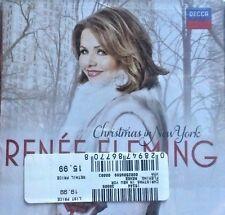 NEW! Renee Fleming: Christmas in New York - CD