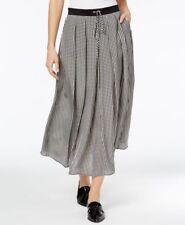 New Weekend Max Mara Odette Printed Midi Women Skirt 2 4 Small Made in Bulgaria