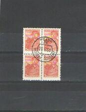 Q105 - RUSSIA - 1956 - QUARTINA - CAT N °1910