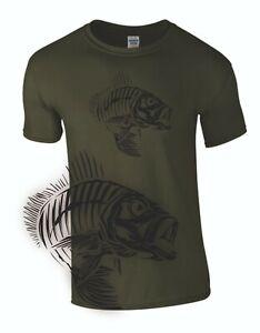 Angler T-Shirt angeln Fisch Kräten fishing Geschenk Angel Angelhaken Petri