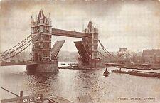 BR58966 the tower bridge london ship bateaux uk