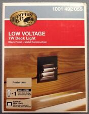 Hampton Bay - Low Voltage Deck Light | 7W Wedge Incandescent Bulb | #1001492055