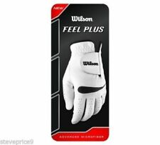Wilson Staff Feel Plus Golf Glove. Men's and Ladies Right Handed Golfers