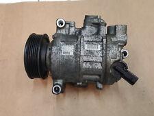 AUDI Q5 A4 B8 A5 1.8 2.0 TFSI PETROL AC COMPRESSOR PUMP 8KD260805