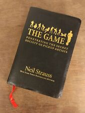 The Game Neil Strauss Secret Society of Pickup Artists 1st edition 1st Printing