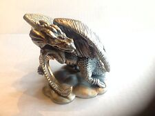 Myth and Magic Dragon GUARDIAN OF THE MOON by Tudor Mint